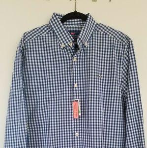 NWT- Men's Classic fit button down shirt